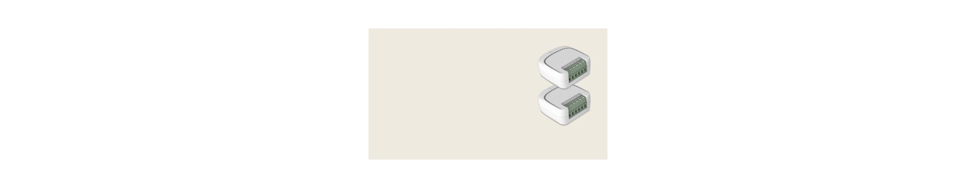Micro module wifi Google Alexa Tuya Smartlife