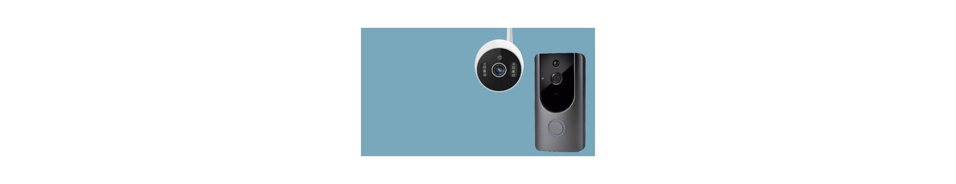 Caméra wifi et videophone wifi pour les application domotique Tuya, smartlife